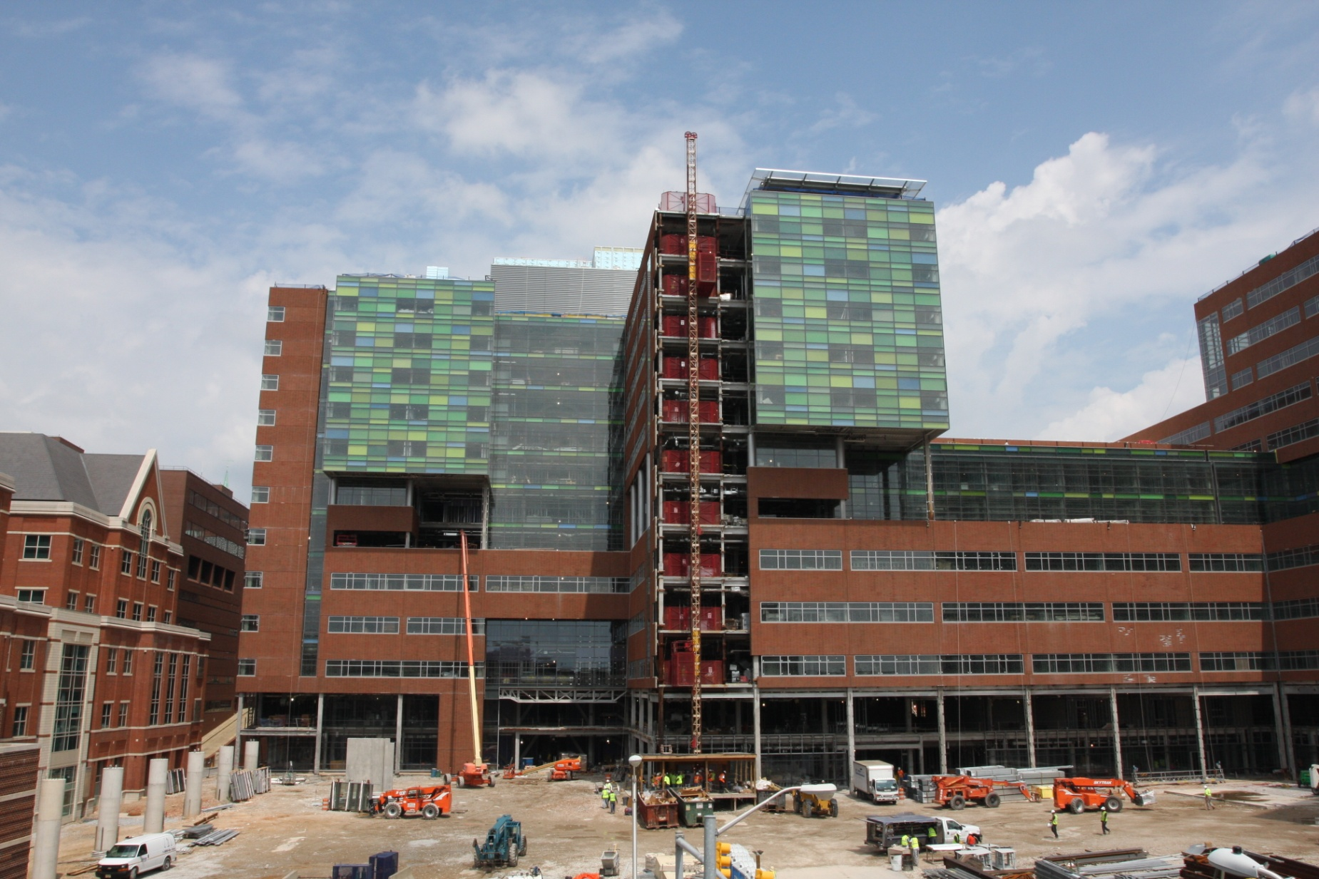 What's Under All the Construction Dust? – The Pathology Blog