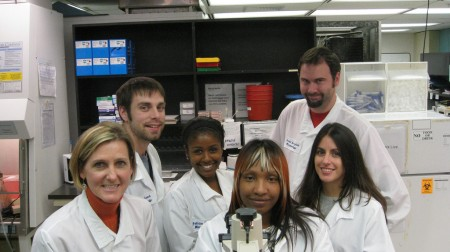 Virology Staff