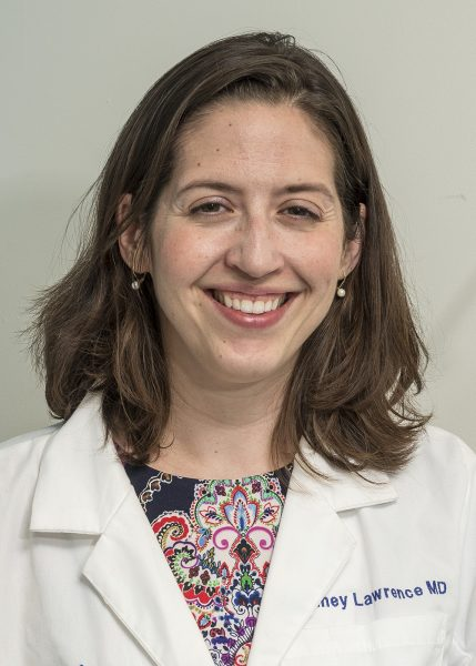 The Spotlight Shines on Dr  Courtney Lawrence! – The